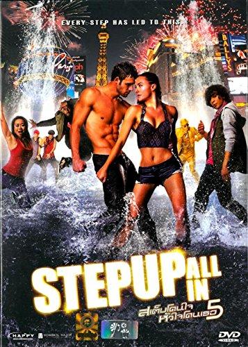Step Up All In 5 (DVD Region 3) Ryan Guzman, Briana Evigan, Adam G. Sevani Brand New (Adam G Sevani Step Up All In)