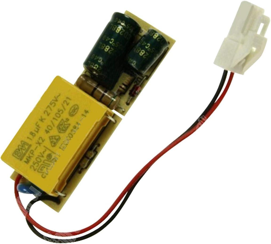 Placa electrónica LED – frigorífico – congelador – Candy, Roses ...