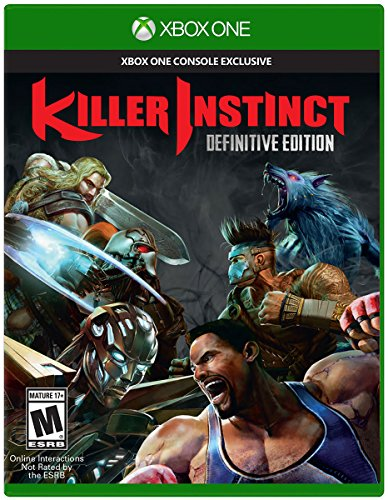 Killer Instinct Definitive Xbox One