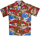 RJC Boys Shave Ice Shack Shirt in Red - 4
