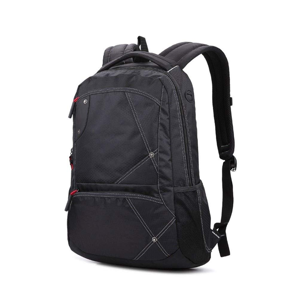 MYXMY Outdoor Sports and Leisure Bag Backpack Backpack Travel Female Computer Korean Version of The Shoulder Bag Trend Wild Men's Backpack by MYXMY (Image #4)