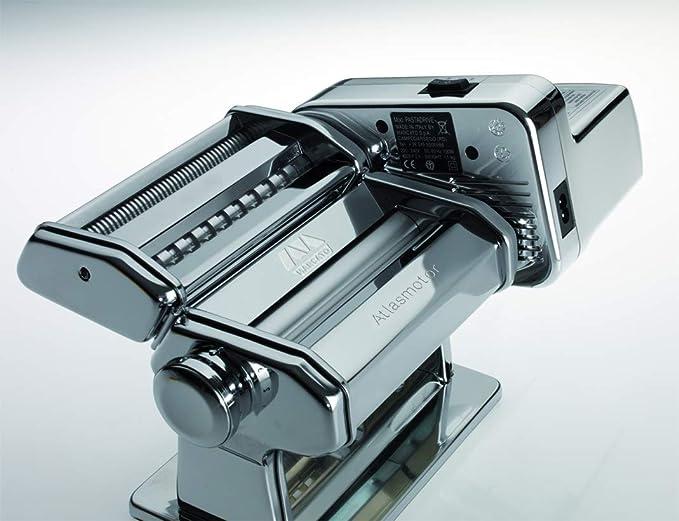 Compra Marcato Atlasmotor - Máquina para Hacer Pasta [Importado de ...