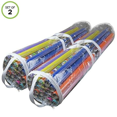 Amazon.com: Evelots - Organizador de papel de regalo ...