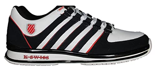 4ae7b0e8259c75 Mens Trainers K.SWISS Rinzler SP LACE UP Trainers Footwear Sizes 6-12 (