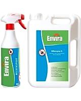 ENVIRA Milben-Mittel 500ml und 2Ltr