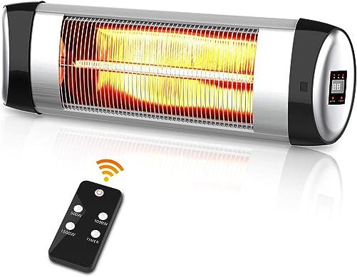 PATIOBOSS Electric Patio Heater