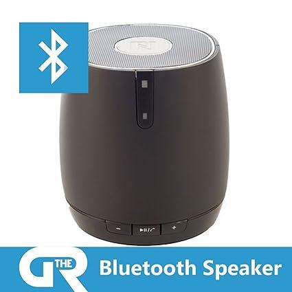 BlackWeb SoundPebble Portable Wireless Speaker
