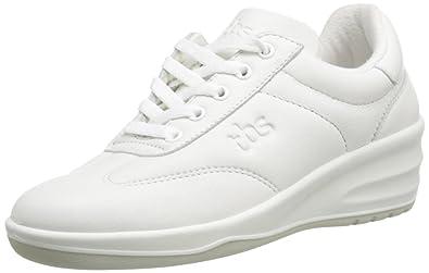 TBS Dandys, Damen Halbschuhe, Weiß - Blanc (4707 Blanc), 36 EU