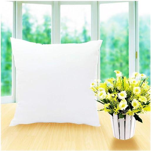 Huacel 20×28 Pillow Insert, 50x70cm Pillow Insert Standard, Solid Cushion Inner Stuffer Pillow Sham Insert Pillow Square Rectangular Decorative Throw Pillow Inserts Polyester Core – 20×28 Inch