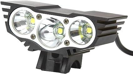 BESTSUN 5000 Lumen 2X CREE XML U2 LED Cycling Bicycle Bike Light Lamp Headlight Headlamp
