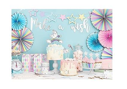 Matrimonio Tema Unicorno : Polistirolo a tema unicorno feste decorazioni di il negozio