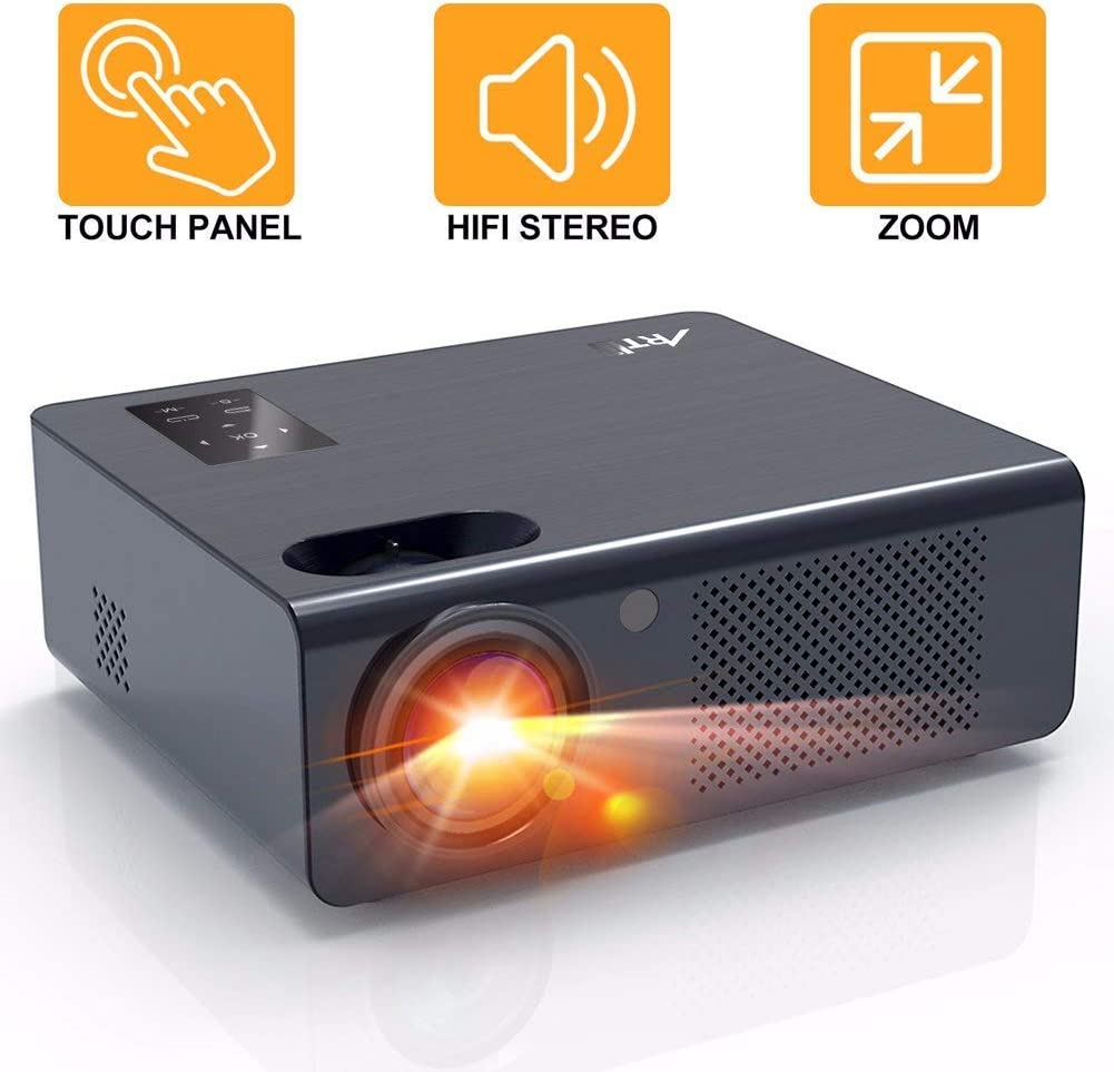 Movie Projector- Artlii Energon Home Theater Projector