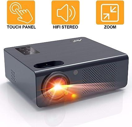 Amazon.com: Artlii Energon - Proyector de cine en casa con ...