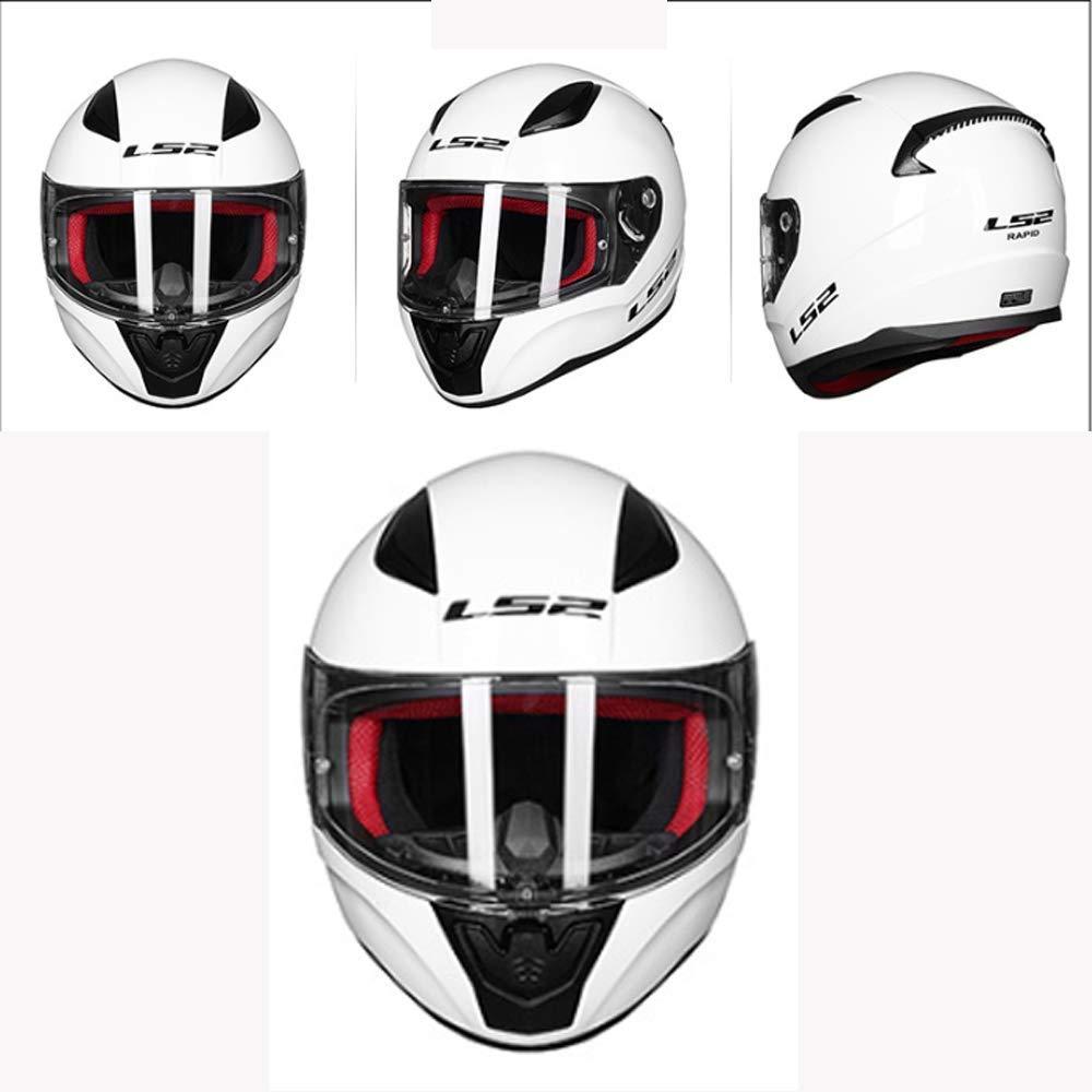 フルフェイスモトクロスクワッドクラッシュヘルメット、D.O.TおよびECE認定四季防曇全能ヘルメットダウンヒルマウンテンバイクヘルメット、XXL,XX大  XX大