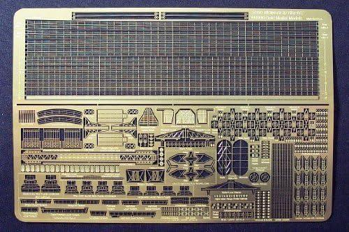 Gold Medal Models 1//350 Bismarck//TIRPITZ 350-6