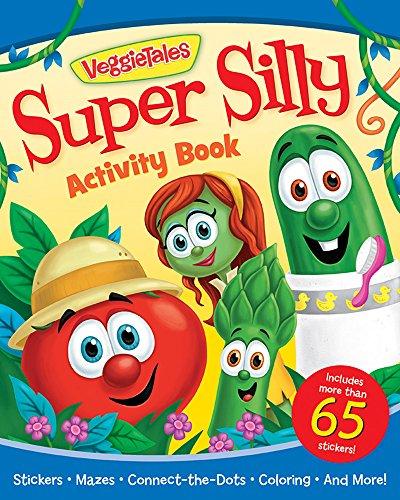 VeggieTales Super Silly Activity Book