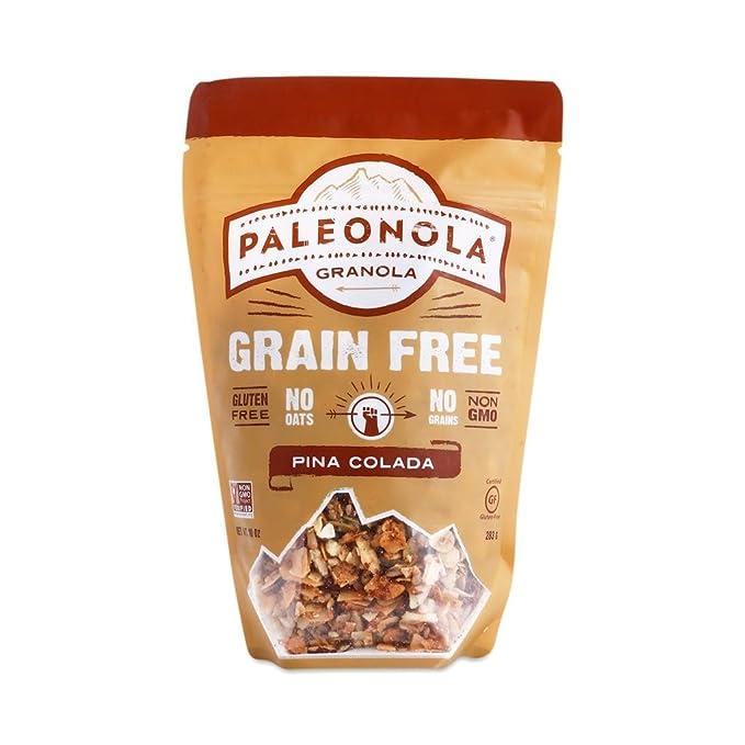 Granola integral, sin gluten, sin OMG, sabor original, 2 ...