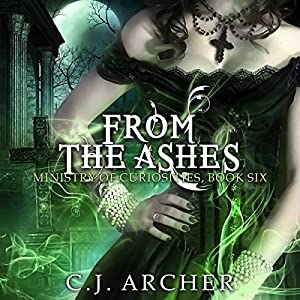 From the Ashes Audiobook