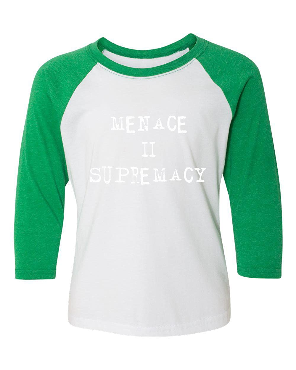Marky G apparel Boys Youth Menace To Supremacy T-Shirt