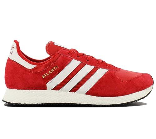 separation shoes 5b938 0326b adidas Originals Atlanta SPZL, Scarlet-chalk White-Gold Metallic, 6,5