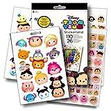 Disney Tsum Tsum Fun Set Tsum Tsum Stickers & Tattoos Bundle with Specialty PopArt Sticker by GWW