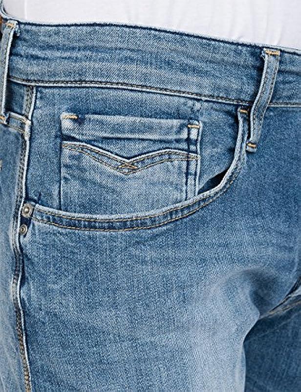 Replay Newbill Straight Jeans męskie: Odzież
