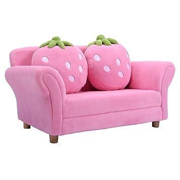 Kindersessel rosa  COSTWAY Kindersessel Sessel Sofa Kindersofa Kindercouch Babysessel ...