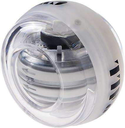 RESBO Wrist Trainer Ball Powerball Hand Spinner Gyroscopic Ball Auto Start with LCD Display Speedometer