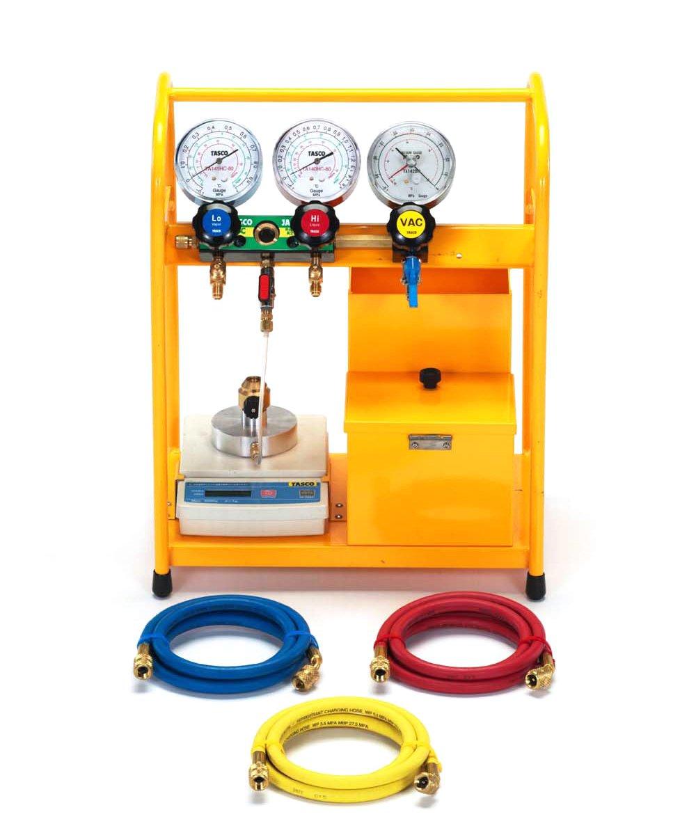 イチネンTASCO TA100HC (R600.R290)HC冷媒サービスキット B00KNPI1K8