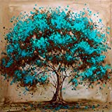 Adarl 5D DIY Diamond Painting Rhinestone Landscape Tree Pictures of Crystals Diamond Dotz Kits Arts, Crafts & Sewing Cross Stitch Large