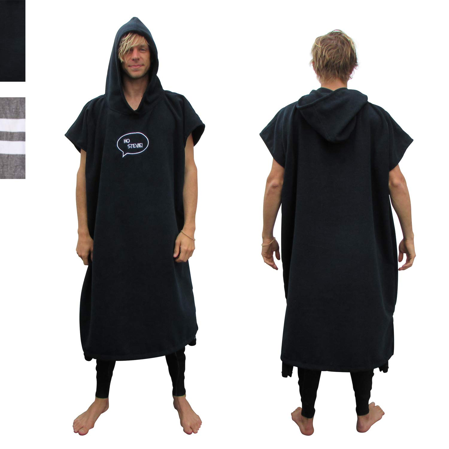d7c13ca5f4 Thick microfiber surf poncho wetsuit changing robe towel choose color black  sports outdoors jpg 1500x1500 Wetsuit