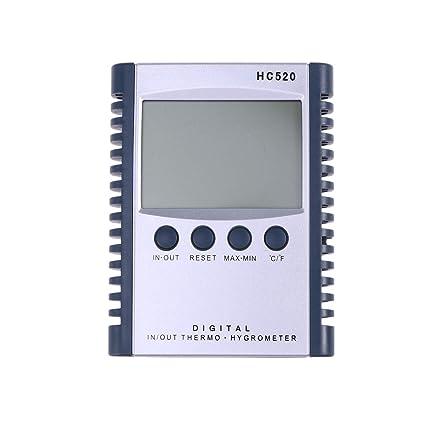 Vosarea HC520 higrómetro termómetro meteorológica Digital Uso doméstico