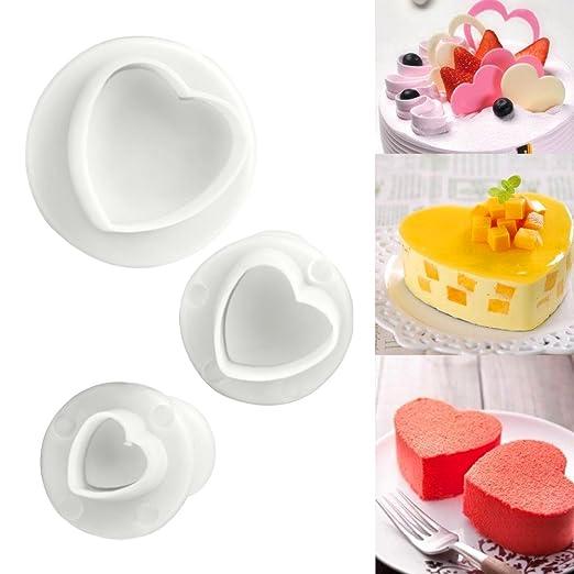 Molde cortador de galletas para decoración de tartas de ...