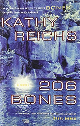 book cover of 206 Bones