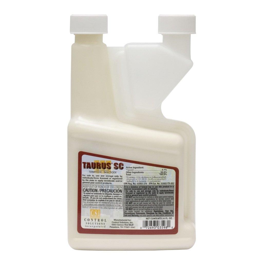 Taurus Sc With 9.1 % Fipronil (Termidor Sc Has 9.1