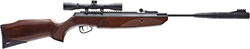 Umarex Forge Break Barrel .177 Caliber Pellet Gun Air Rifle – Includes 4x32mm Scope and Rings