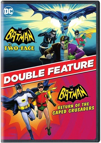 (Batman vs. Two-Face and Batman: Return of the Caped Crusaders 2-Film Collection)