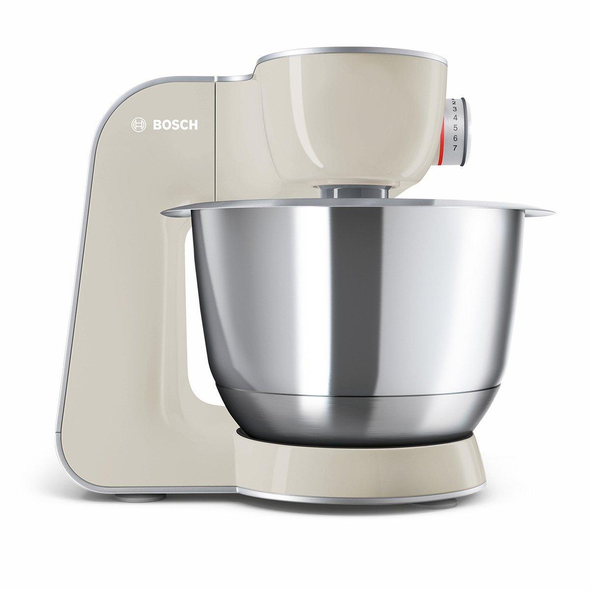 Amazon.de: Bosch MUM58L20 CreationLine Küchenmaschine (1000 Watt, 3 ...