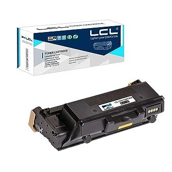 LCL Compatible Cartucho de tóner VersaLink WorkCentre 3335 3345 Phaser 3330 106R03620 2600 Página (1 Negro) Reemplazo para Xerox WorkCentre 3335 Xerox ...