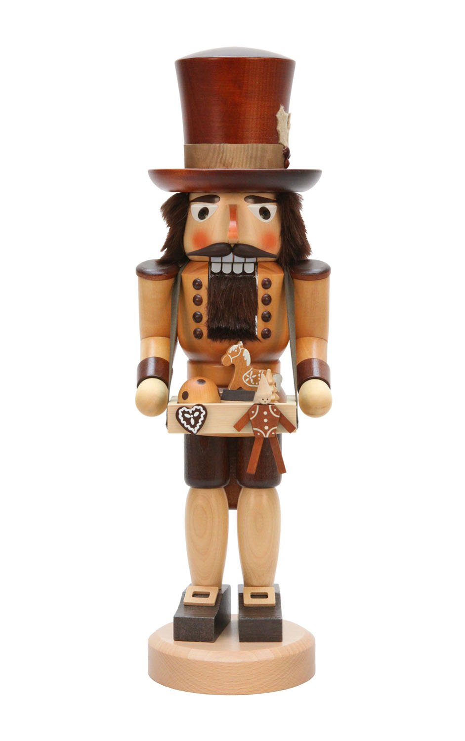 Christian Ulbricht Toy Trader Nutcracker