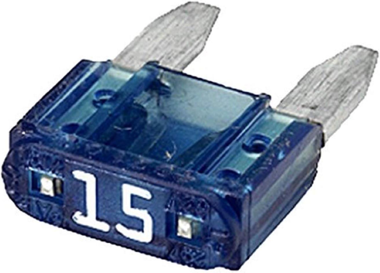 Hella 8js 728 596 901 Sicherungssatz Mini Flachstecksicherung 10 15 20 30 4 5a Set Auto