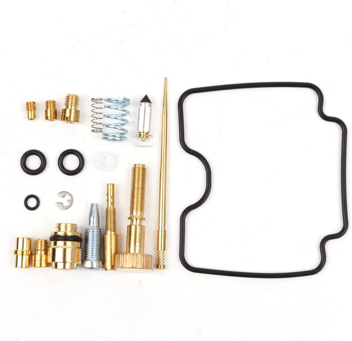 Carb Rebuild Kit Repair 2003-2007 Polaris Predator 500 /& 2006-2007 Outlaw 500