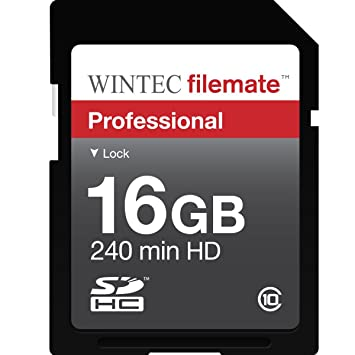 Amazon.com: TARJETAS FLASH SDHC WINTEC FILEMATE PRO ...