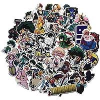Fingertoys 73 Pack Mijn Hero Academia Sticker Skateboard Waterdichte Skateboard Anime Stickers