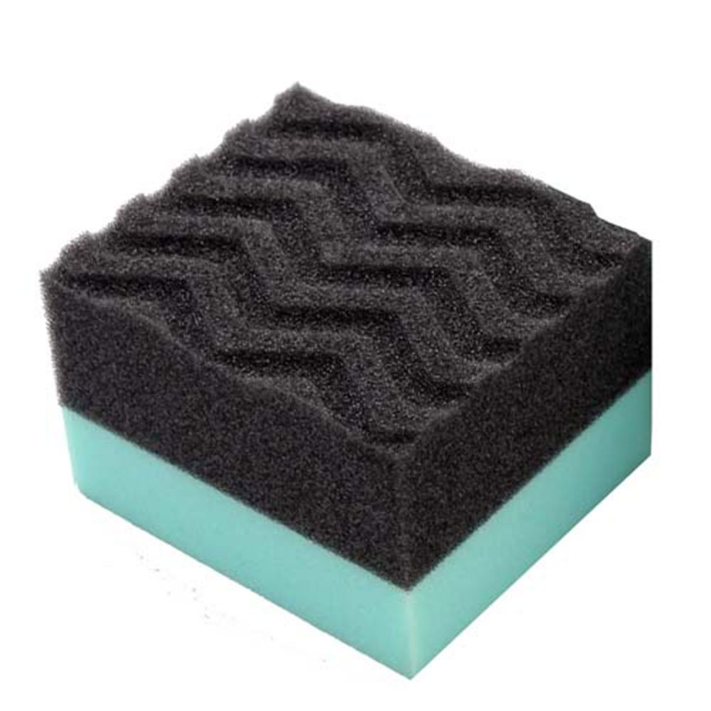 Chemical Guys ACC_3002 Durafoam Contoured Large Tire Dressing Applicator Pad (Pack of 2) by Chemical Guys (Image #2)