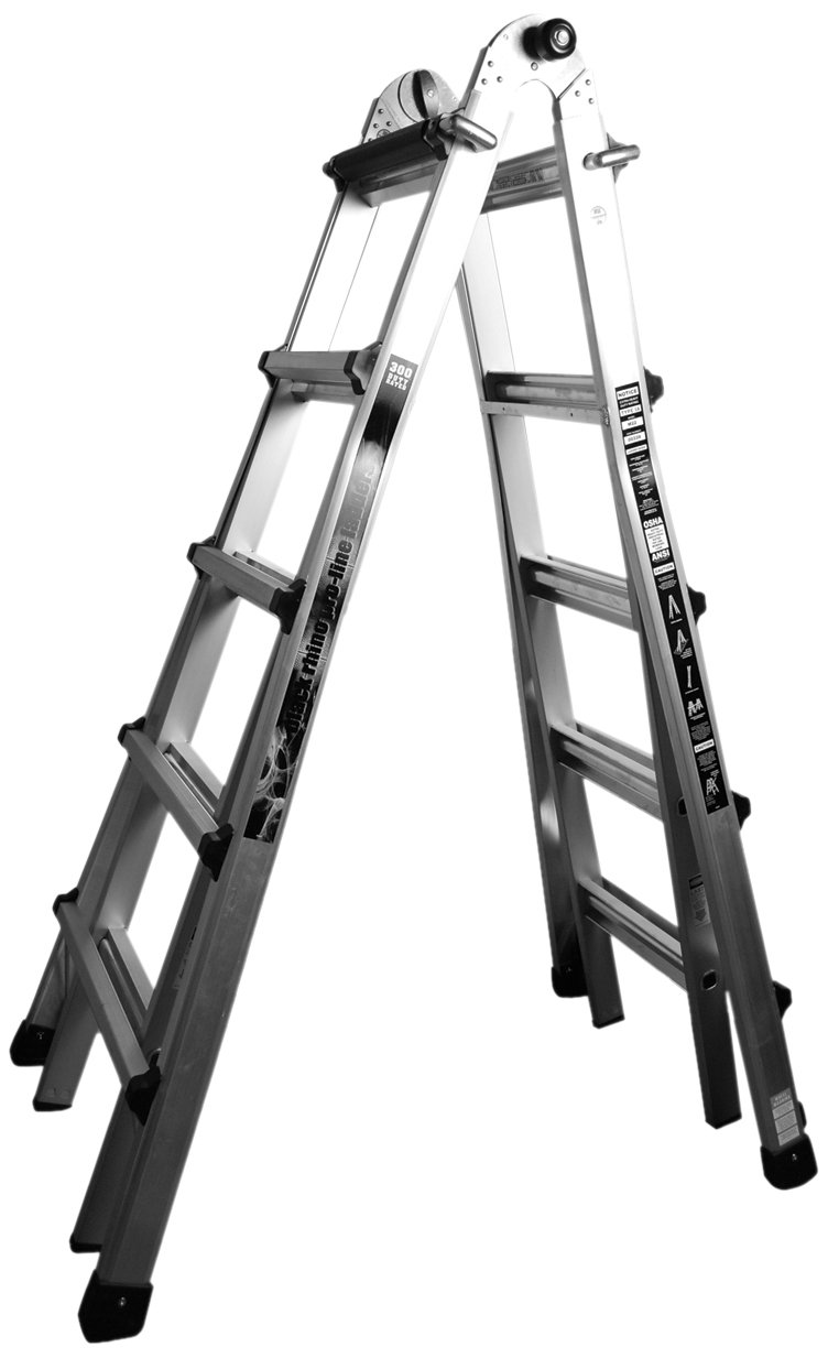 Black Rhino 00338 17-Foot Proline Ladder by Black Rhino