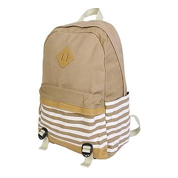 La mochila de la niña, las niñas bolsa de escuela de la escuela mochila,
