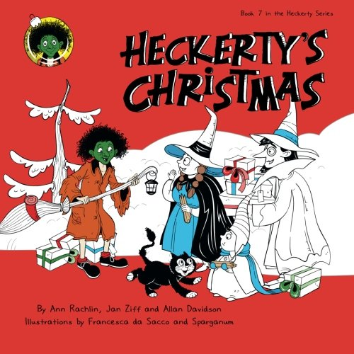 Read Online Heckerty's Christmas: A Funny Family Storybook for Learning to Read (Volume 7) PDF