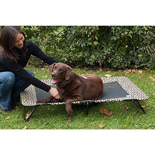 Designer Pet Cot 30in Tan (Pet Gear Pet Cot)