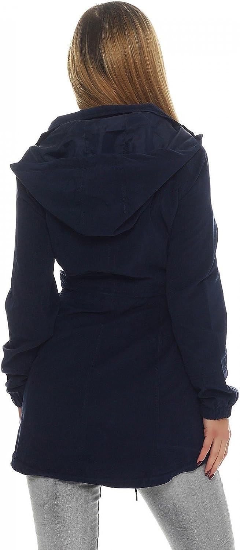Damen /Übergangsjacke Jacke ONLY Starry Long Spring Parka